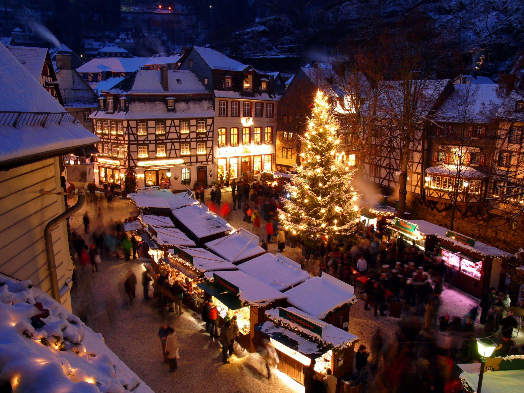 Weihnachtsmarkt Nach Weihnachten Noch Geöffnet Nrw.Weihnachtsmärkte Eifel Veranstaltungen Urlaub Eifel