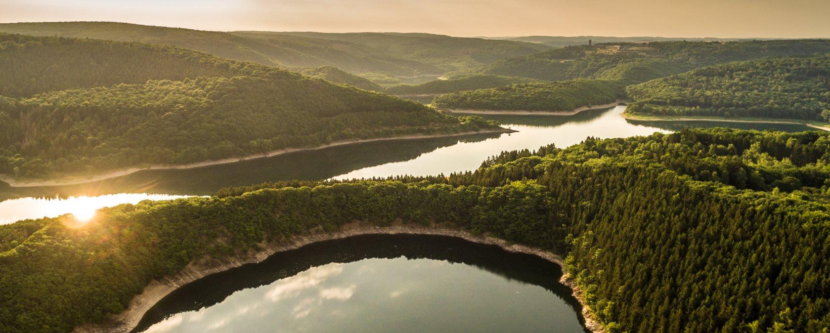 Nationalpark Eifel Karte.Nationalpark Eifel Wald Wasser Wildnis Urlaub Eifel